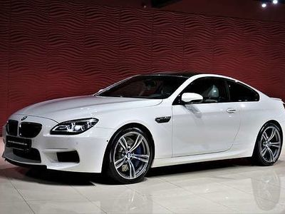 gebraucht BMW M6 Coupe*SITZKLIMA*HEAD-UP*B&O*LED*LEDER*20'LM*