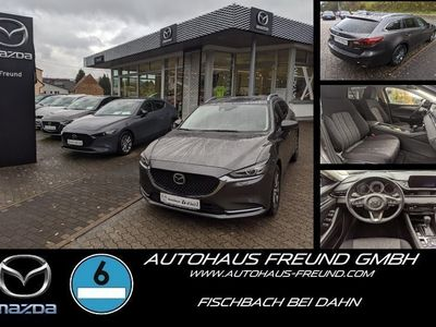 gebraucht Mazda 6 Facelift SKYACTIV-G 165 AT EXCLUSIVE
