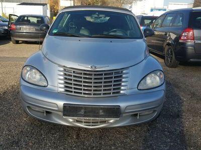 gebraucht Chrysler PT Cruiser Cabrio Limited 2.4