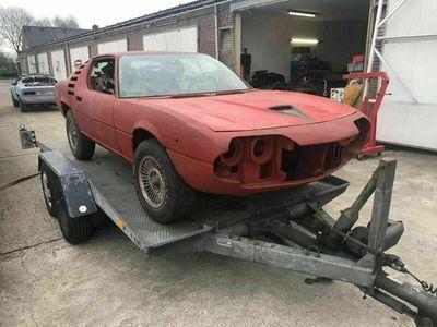 gebraucht Alfa Romeo Montreal zum restaurieren