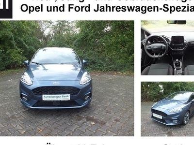 gebraucht Ford Fiesta 1.0 EcoBoost ST-Line Navi 18Alu SHZ Klima