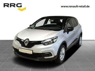 gebraucht Renault Captur 1.5 DCI 90 ECO² LIMITED AUTOMATIK SUV