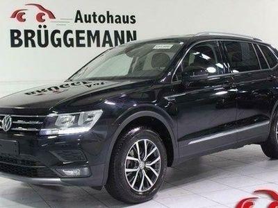 gebraucht VW Tiguan Allspace 2,0 TDI SCR BMT COMFORTLINE 7-SITZER NAVI