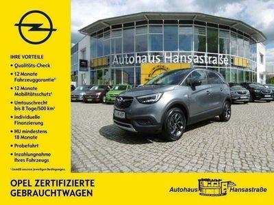gebraucht Opel Crossland X 1.2DI Turbo 120 Jahre / Navi + LED-Scheinwerfer