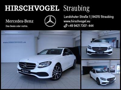 gebraucht Mercedes E200 AVANTGARDE+Night+Navi+LED+Kamera+PDC+SHZ