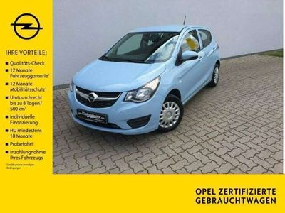 gebraucht Opel Karl 1.0 Edition Cool+Sound*Bluetooth*