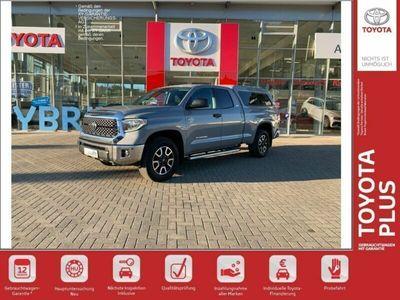 gebraucht Toyota Tundra 4x4 Double Cab TRD Sport 5,7 V8 *Vorlauf*