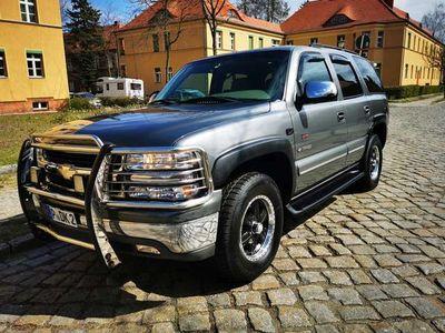 gebraucht Chevrolet Tahoe LT, LPG Gasanlage Prinz Navi TV DVD USB Radio