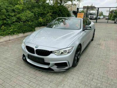 "gebraucht BMW 435 i Cabrio M-Performance/HUD/K-GO/H&K/19""/LED"