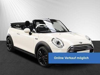 gebraucht Mini Cooper Cabriolet Aut. LED Navi PDC H&K Sportsitze