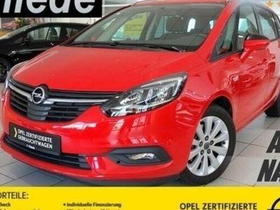 gebraucht Opel Zafira 2.0D ON 5-SITZER/AHK/LHZ/ALU/NAVI R 4.0