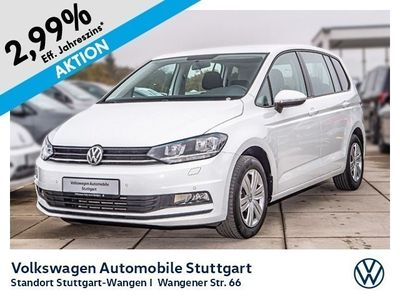 gebraucht VW Touran Trendline 1.6 TDI Bluetooth SHZ PDC