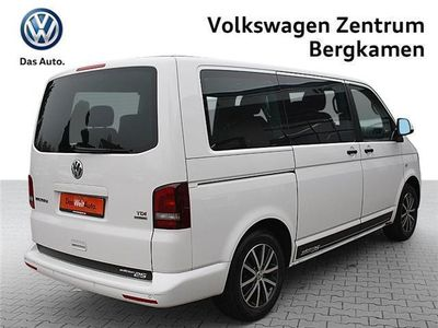 gebraucht VW Multivan T52.0 TDI EDITION25 DSG/AHK/SideAssist/SD/Navi/Leder