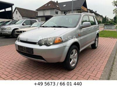 used Honda HR-V 1.6i Alu Klima 5 Türen SUV Serviceheft