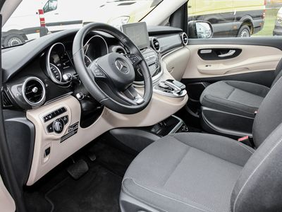 gebraucht Mercedes V250 d Marco Polo Comand+DISTRONIC+LED+360GRAD