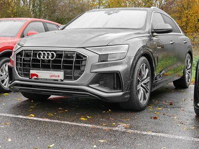 gebraucht Audi Q8 50 TDI quattro tiptronic S-line Sportpaket ACC