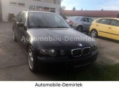 käytetty BMW 316 Compact ti *Klimaautomatik*Alu*Euro 4*