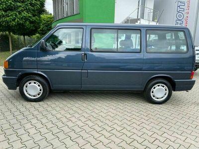 gebraucht VW T4 Caravelle*Neu Tüv*8,Sitz* AHK*Standheizung*