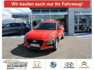 used Hyundai Kona 1.0 T-GDi Trend 17' Alu/LED-Licht-/Navi-/Si