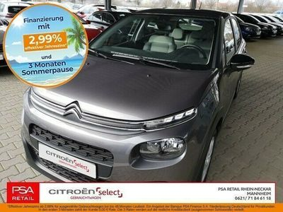 gebraucht Citroën C3 FEEL Pure Tech 83 S&S*SHZ*CONNECTBOX*DAB*