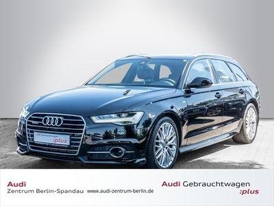 gebraucht Audi A6 Avant 3.0 TDI EU6 quattro*3x S line*S tronic *PANO*