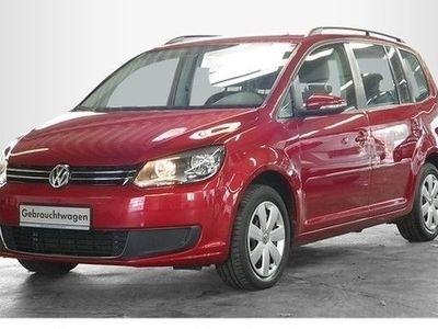 gebraucht VW Touran Comfortline 1.6 TDI Klima PDC Tempomat