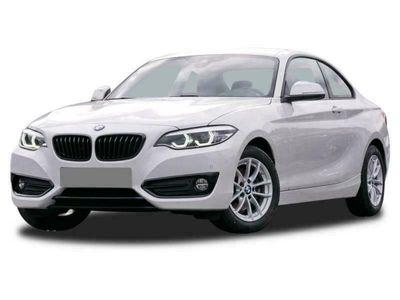 gebraucht BMW 220 i Coupι Sport Line Navi LED HiFi Shz Klima CD -