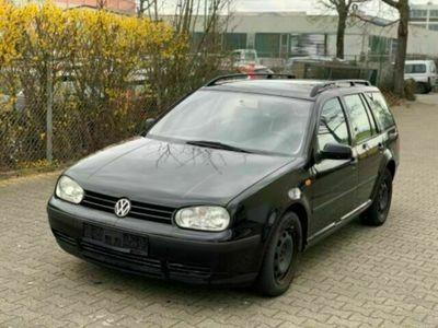 gebraucht VW Golf IV Variant Klima als Kombi in Ludwigshafen