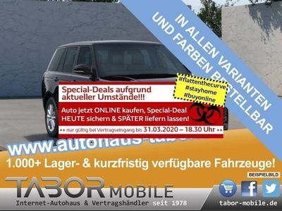 gebraucht Land Rover Range Rover 3.0 SDV6 275 Aut AWD HSE