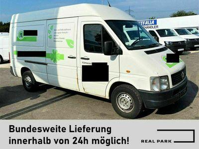 gebraucht VW LT Kasten 35 L2H2 AHK*Holzboden*3-Sitzer