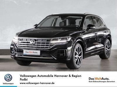 gebraucht VW Touareg 3.0 V6 TDI Elegance R-Line Navi Leder AHK Standheizung