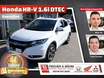 gebraucht Honda HR-V 1.6-DTEC Executive mit Navi und Schiebedach