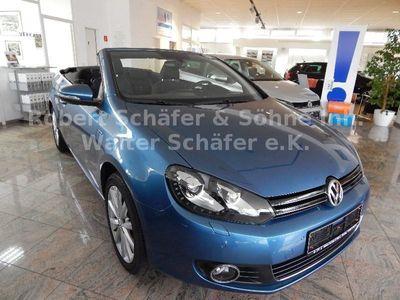 gebraucht VW Golf Cabriolet 1.6 TDI Lounge