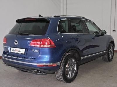 gebraucht VW Touareg 3.0TDI,Navi,Luft,DAB+,Xenon,Sitzhzg.,AHK