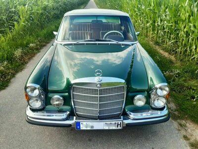 gebraucht Mercedes 280 SE3.5 V8 Autom. Leder H Zulassung