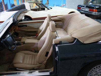 gebraucht Jaguar XJS 4.0 Convertible Automatik Leder