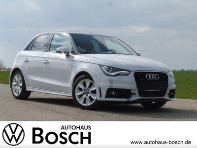 gebraucht Audi A1 Sportback 1.6 TDI S-line PDC Tempomat Bluetooth