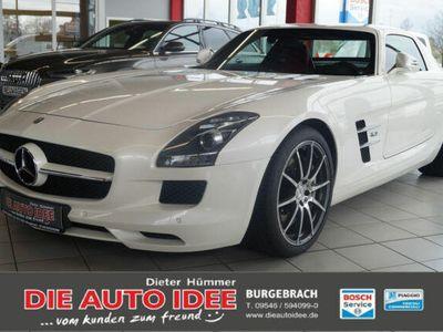 gebraucht Mercedes SLS AMG Coupe *Mercedes Garantie bis 17.05.2017*