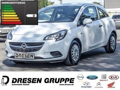 gebraucht Opel Corsa E 1.2 Selection/Klima+Zentralverriegelung+