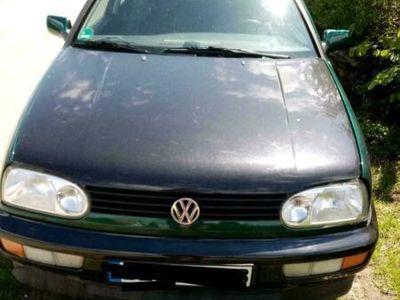 gebraucht VW Golf III Grün 1997