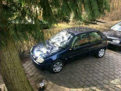 gebraucht Citroën Saxo Klima Automatik als Kleinwagen in Caputh