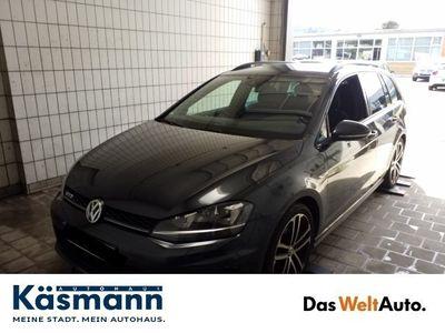 gebraucht VW Golf VII Variant GTD VII Xenon*AHK*Navi*PDC*Sitzhz.