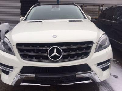 gebraucht Mercedes ML350 BLUETEC AMG Navigation Leder Start/Stop