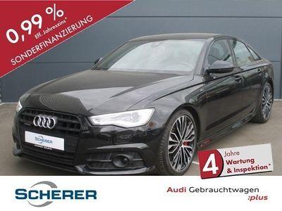 gebraucht Audi A6 Limousine S line 3.0 TDI *Navi, Standhz, Leder, PhoneBox*