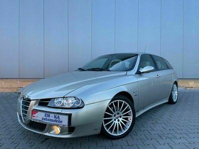 gebraucht Alfa Romeo 156 Sportwagon 1.9 JTD 16V Distinctive°Klima°AHK
