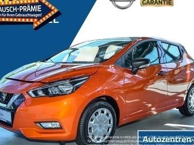 gebraucht Nissan Micra Visia Plus 1.0 /Safety-Paket/Klima