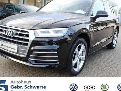 gebraucht Audi Q5 2.0 TDI sport quattro s-line LED Navi