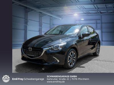 gebraucht Mazda 2 SKYACTIV-G 115 (i-ELOOP) Sports-Line