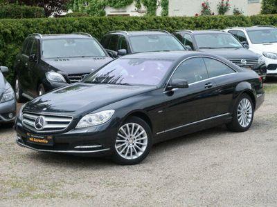 gebraucht Mercedes CL500 4MATIC BlueEFF. *Nachtsicht *Massage *LED