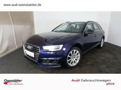gebraucht Audi A4 Avant 40 TDI ''design'' qu/S-tronic/Std.Hzg./Navi+